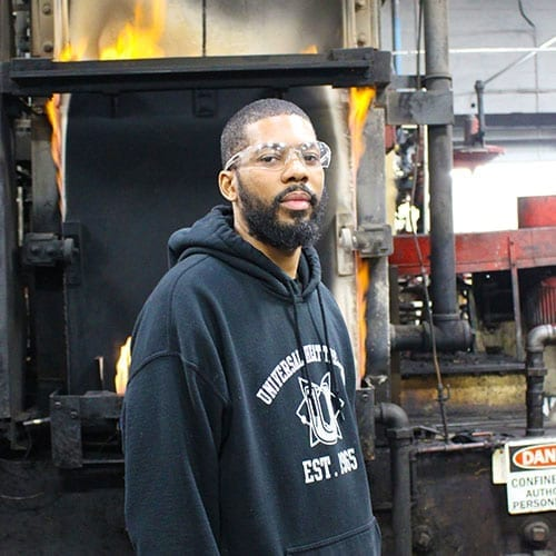 Universal Heat Treating Jessie Sanders